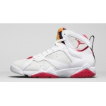 Air Jordan 7 Retro Hare White True Red Light Silver Tourmaline 304775-125